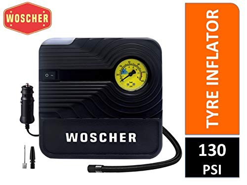 woscher-801-rapid-performance-portable-tyre-inflator-12v-with-led-light