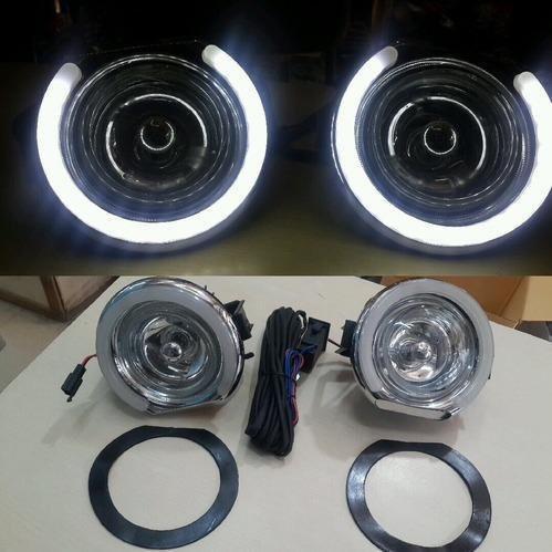 car-fog-lamp-daytime-time-running-lights-drl-for-mahindra-bolero-2-pc-set-neon-drl