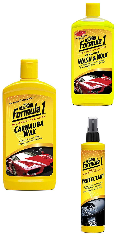 formula-1-new-car-protection-kit-liquid-wax-473ml-wash-wax-473ml-protectant-295ml