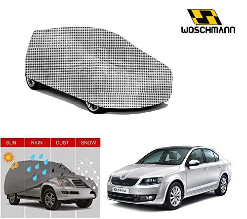 woschmann-checks-weatherproof-car-body-cover-for-outdoor-indoor-protect-from-rain-snow-uv-rays-sun-g5xl-with-mirror-pocket-compatible-with-skoda-octavia