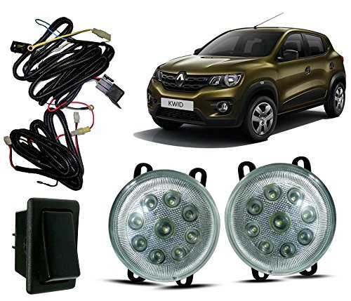 high-power-9-led-drl-fog-lamp-assembly-with-wiring-kit-and-switch-without-plastic-sash-cover-for-kwid-set-of-4