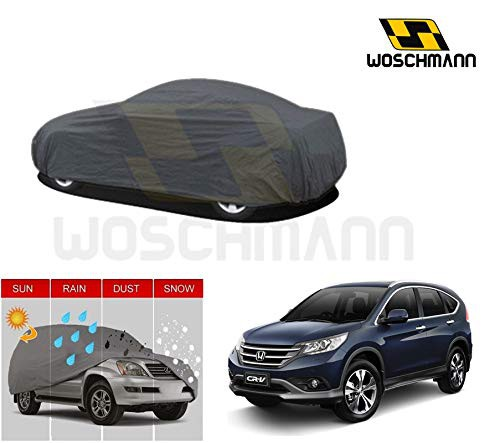 woschmann-grey-weatherproof-car-body-cover-for-outdoor-indoor-protect-from-rain-snow-uv-rays-sun-g7-with-mirror-pocket-compatible-with-honda-crv