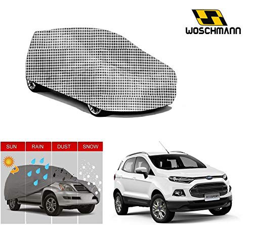 woschmann-checks-weatherproof-car-body-cover-for-outdoor-indoor-protect-from-rain-snow-uv-rays-sun-g9-with-mirror-pocket-compatible-with-ford-ecosport