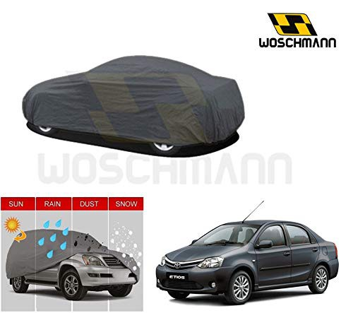 woschmann-grey-weatherproof-car-body-cover-for-outdoor-indoor-protect-from-rain-snow-uv-rays-sun-g5-with-mirror-pocket-compatible-with-toyota-etios