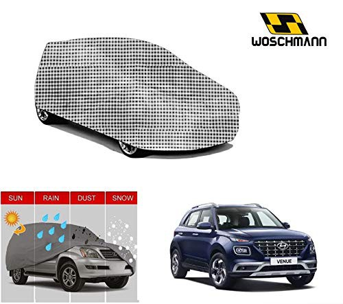woschmann-checks-weatherproof-car-body-cover-for-outdoor-indoor-protect-from-rain-snow-uv-rays-sun-g9-with-mirror-pocket-compatible-with-hyundai-venue