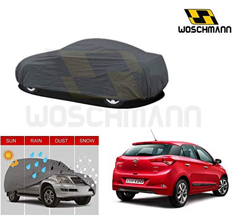 woschmann-grey-weatherproof-car-body-cover-for-outdoor-indoor-protect-from-rain-snow-uv-rays-sun-g10-with-mirror-pocket-compatible-with-hyundai-i20-elite