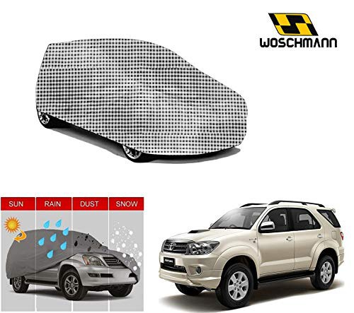 woschmann-checks-weatherproof-car-body-cover-for-outdoor-indoor-protect-from-rain-snow-uv-rays-sun-g8-with-mirror-pocket-compatible-with-toyota-fortuner