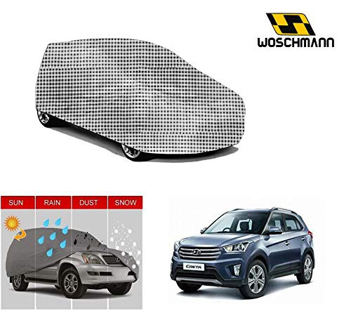 woschmann-checks-weatherproof-car-body-cover-for-outdoor-indoor-protect-from-rain-snow-uv-rays-sun-g9-with-mirror-pocket-compatible-with-hyundai-creta