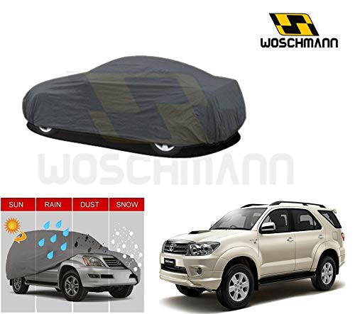 woschmann-grey-weatherproof-car-body-cover-for-outdoor-indoor-protect-from-rain-snow-uv-rays-sun-g8-with-mirror-pocket-compatible-with-toyota-fortuner