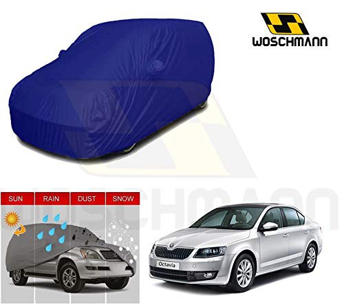 woschmann-blue-weatherproof-car-body-cover-for-outdoor-indoor-protect-from-rain-snow-uv-rays-sun-g5xl-with-mirror-pocket-compatible-with-skoda-octavia
