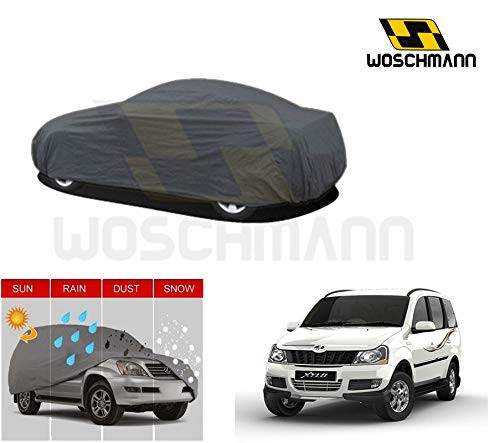 woschmann-grey-weatherproof-car-body-cover-for-outdoor-indoor-protect-from-rain-snow-uv-rays-sun-g7-with-mirror-pocket-compatible-with-mahindra-xylo