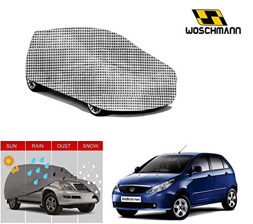 woschmann-checks-weatherproof-car-body-cover-for-outdoor-indoor-protect-from-rain-snow-uv-rays-sun-g3xl-with-mirror-pocket-compatible-with-honda-brio
