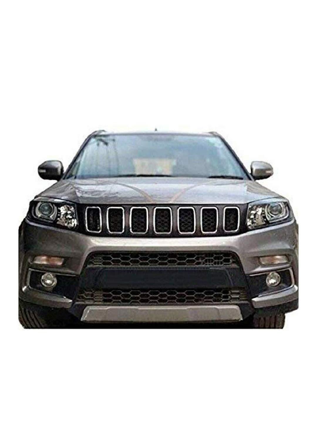front-grill-for-maruti-suzuki-vitara-brezza-jeep-compass-style