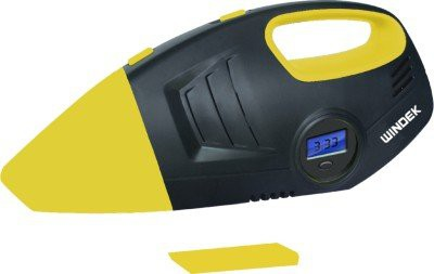 windek-rcpb28c5001-2-in-1-vacuum-cleaner-with-digital-tyre-inflator-black-and-yellow