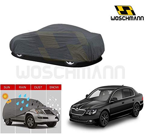 woschmann-grey-weatherproof-car-body-cover-for-outdoor-indoor-protect-from-rain-snow-uv-rays-sun-g5xl-with-mirror-pocket-compatible-with-skoda-superb