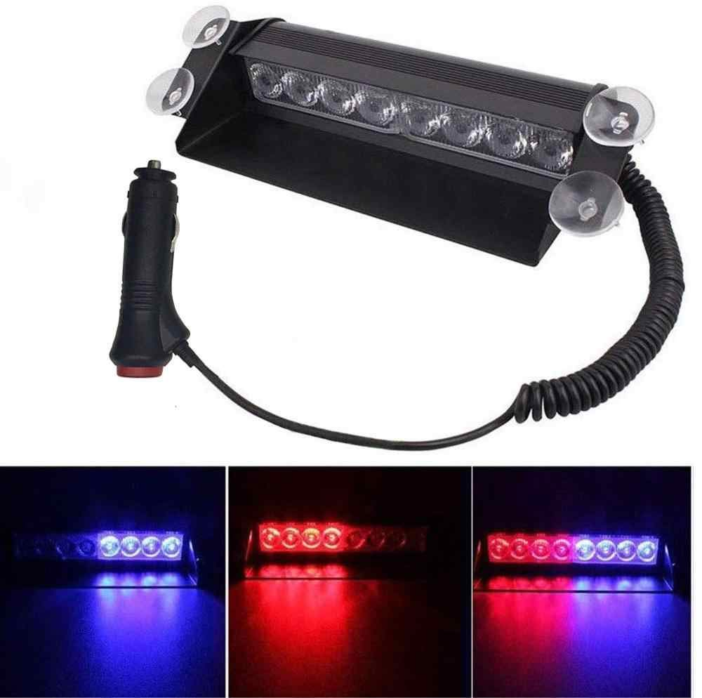 red-blue-8-led-car-dashboard-strobe-flash-police-light-3-modes-for-all-cars