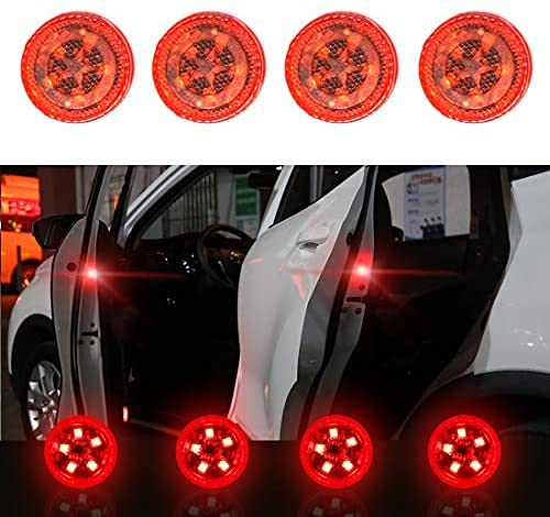 2pairs-4pcs-waterproof-5-led-wireless-car-door-warning-open-lights-indicator-decor-interior-flash-magnetic-car-led-lights-for-anti-rear-end-red-free-batteries-2-pair-4-pcs