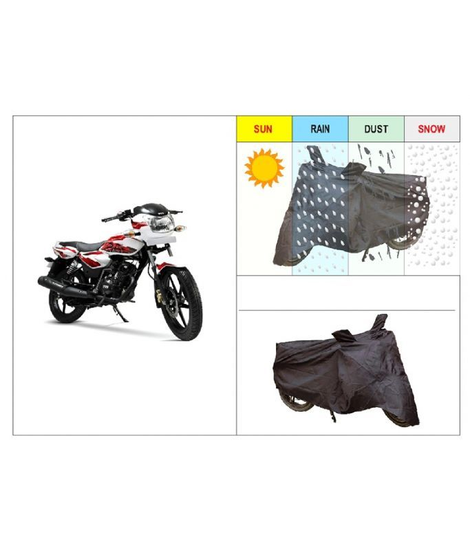 universal-free-size-dust-proof-water-resistant-bike-body-cover-with-double-mirror-pocket-black-silver-any-color