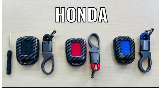 black-carbon-fiber-silicon-car-key-cover-for-honda