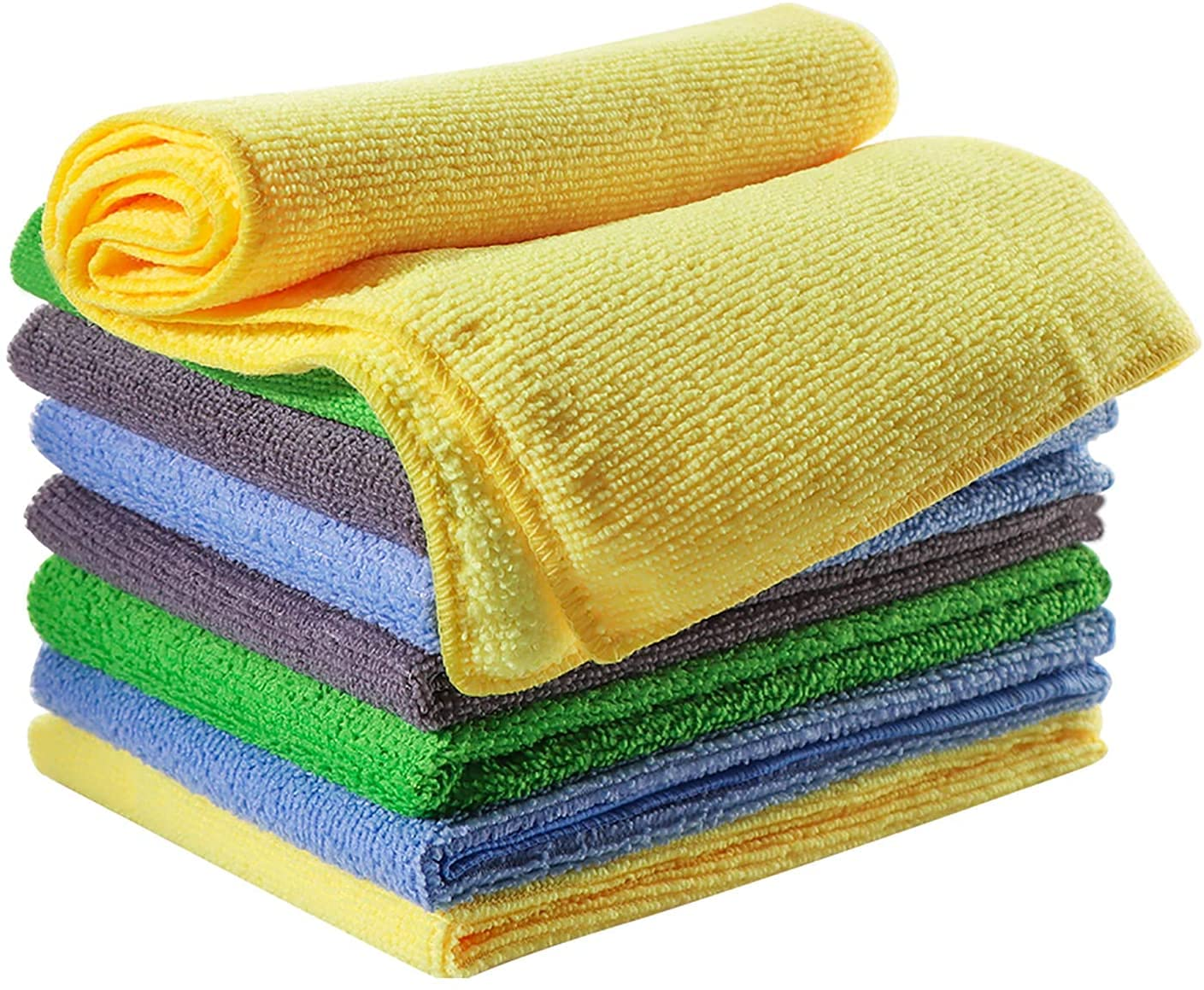 woscher-large-soft-and-quick-drying-car-microfiber-cleaning-cloth-microfiber-cloth-polishing-waxing-auto-detailing-towel-cloth-assorted-40-x-40-cm-pack-of-8