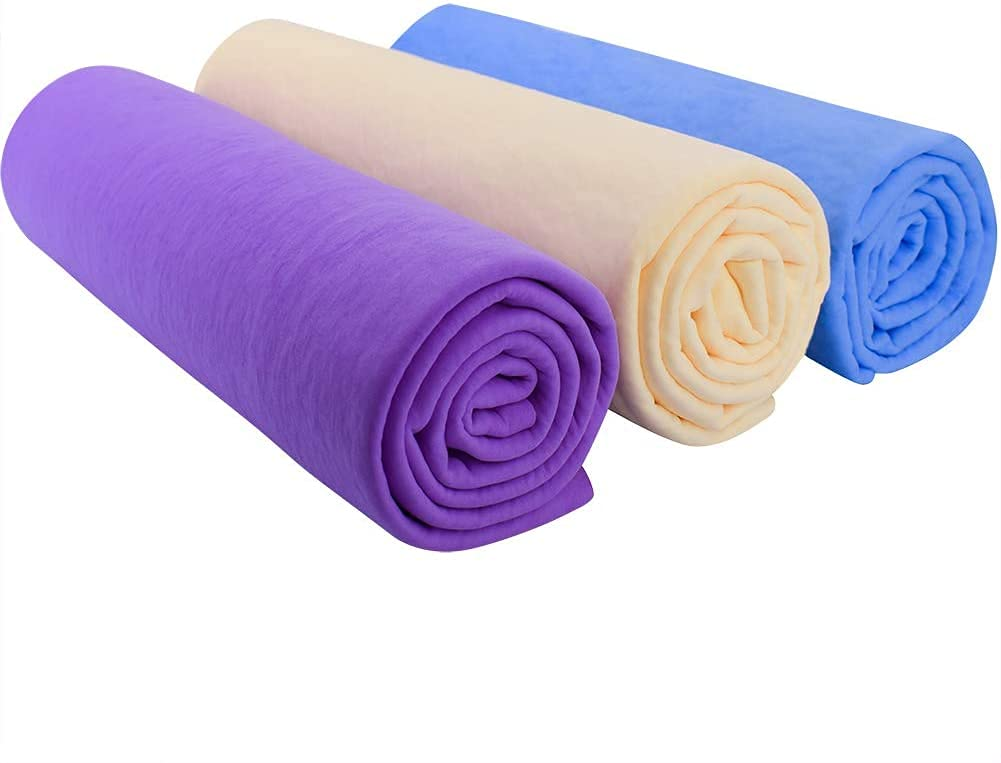 chamois-dry-and-wet-cleaning-cloth-for-car-bike-home-office-assorted-colur-small-size-pack-of-3