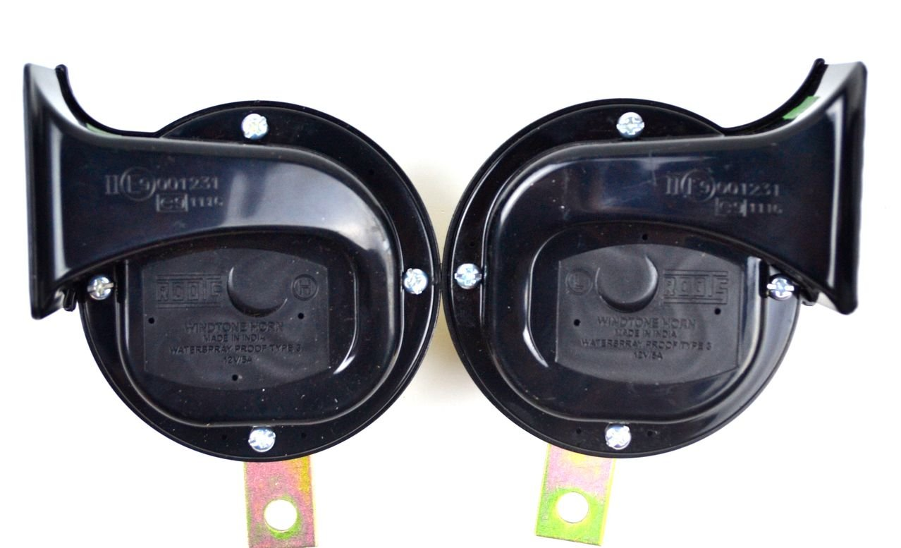 roots windtone horn pair (12v)