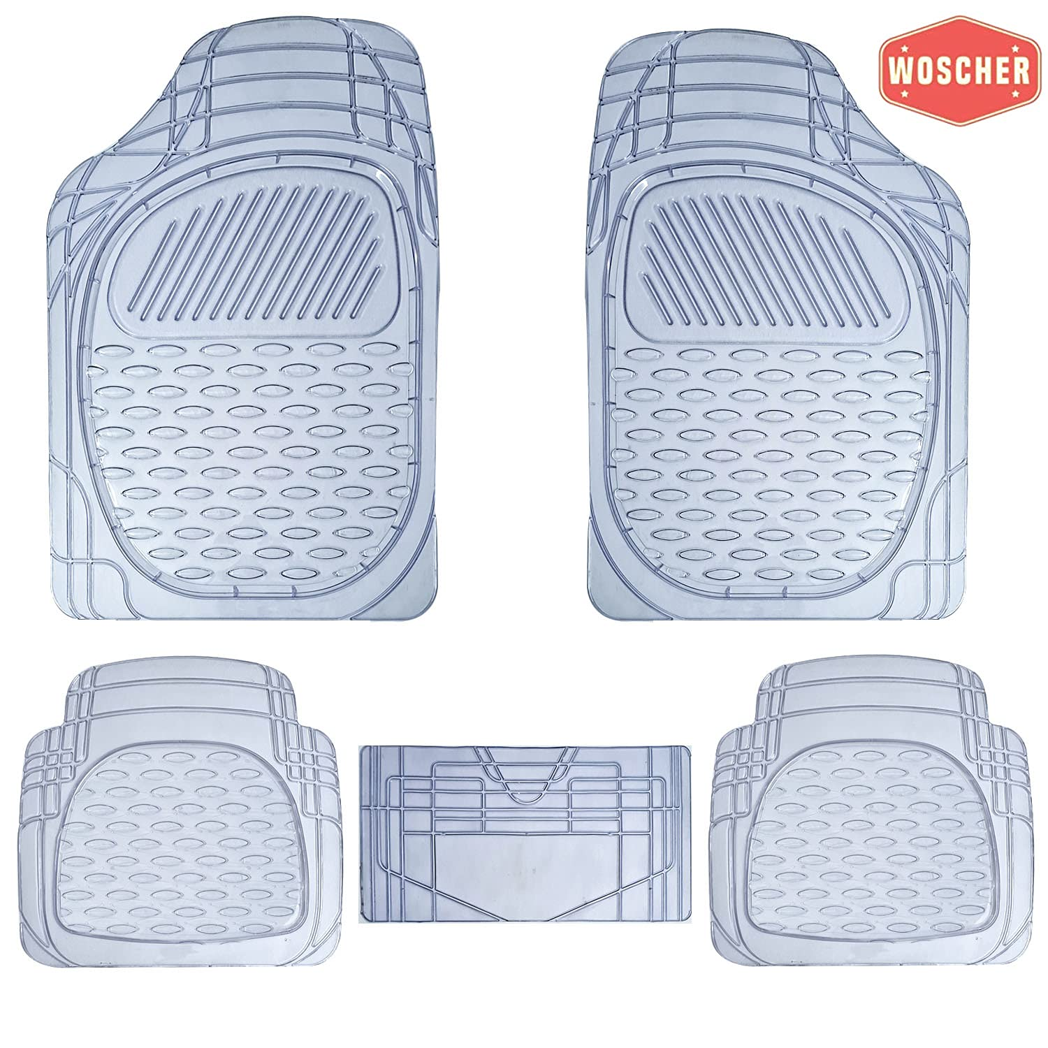woscher-6255-felxtough-all-season-pvc-car-foot-mat-for-car-universal-for-all-cars-self-cut-to-perfect-fit-clear
