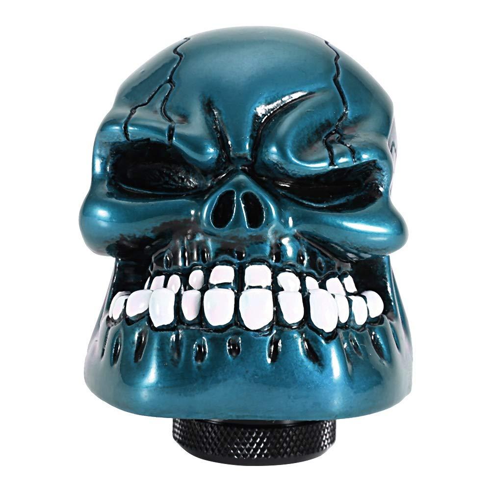 universal-skull-gear-stick-shift-knob-big-teeth-devil-head-shape-for-all-cars-chrome-blue